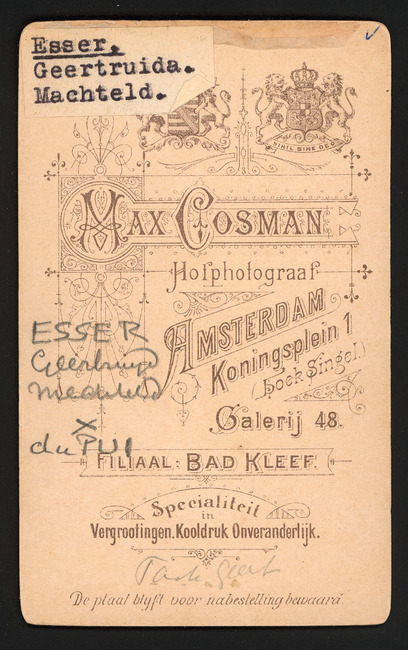 "<a class=""recordlink artists"" href=""/explore/artists/373689"" title=""Max Cosman""><span class=""text"">Max Cosman</span></a>"