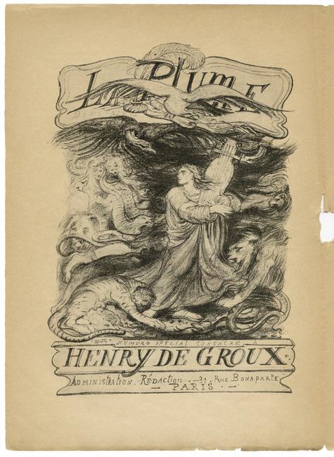 """<a class=""""recordlink artists"""" href=""""/explore/artists/20645"""" title=""""Henry De Groux""""><span class=""""text"""">Henry De Groux</span></a>"""