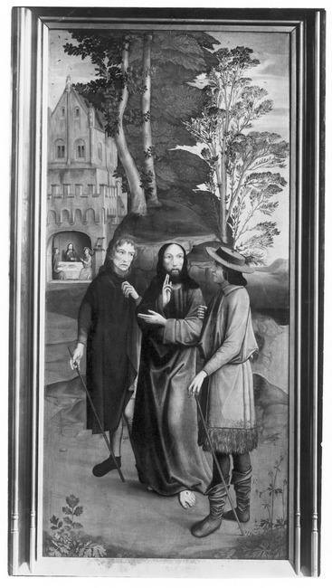 """toegeschreven aan <a class=""""recordlink artists"""" href=""""/explore/artists/53218"""" title=""""Meester van Alkmaar""""><span class=""""text"""">Meester van Alkmaar</span></a> of toegeschreven aan <a class=""""recordlink artists"""" href=""""/explore/artists/14553"""" title=""""Cornelis Cornelisz. Buys (I)""""><span class=""""text"""">Cornelis Cornelisz. Buys (I)</span></a>"""