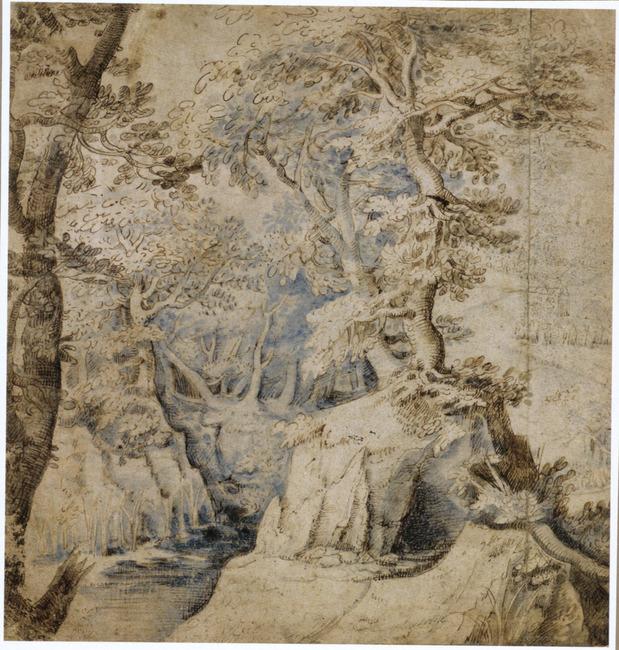 """toegeschreven aan <a class=""""recordlink artists"""" href=""""/explore/artists/17954"""" title=""""Gillis van Coninxloo (II)""""><span class=""""text"""">Gillis van Coninxloo (II)</span></a>"""