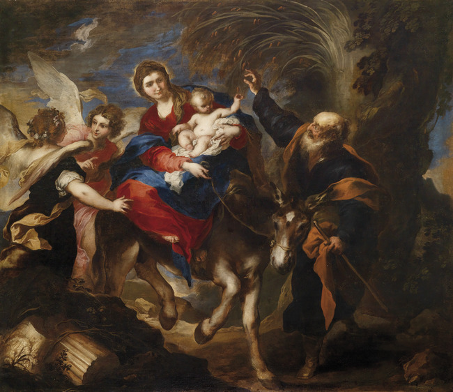 """attributed to <a class=""""recordlink artists"""" href=""""/explore/artists/15861"""" title=""""Valerio Castello""""><span class=""""text"""">Valerio Castello</span></a>"""