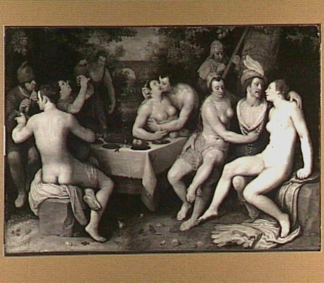 """naar <a class=""""recordlink artists"""" href=""""/explore/artists/18412"""" title=""""Cornelis Cornelisz. van Haarlem""""><span class=""""text"""">Cornelis Cornelisz. van Haarlem</span></a>"""