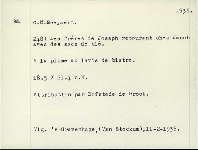 Moeyaert, Claes, card number 1327251