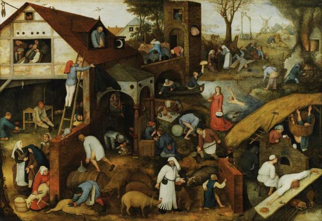 """follower of <a class=""""recordlink artists"""" href=""""/explore/artists/13292"""" title=""""Pieter Bruegel (I)""""><span class=""""text"""">Pieter Bruegel (I)</span></a>"""