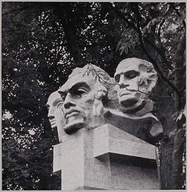 Monument voor Jan Toorop, Den Haag