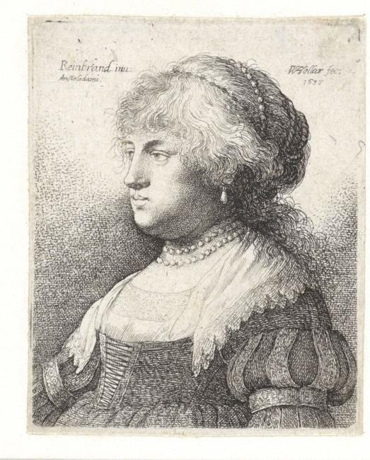 """<a class=""""recordlink artists"""" href=""""/explore/artists/39179"""" title=""""Wenzel Hollar""""><span class=""""text"""">Wenzel Hollar</span></a> after <a class=""""recordlink artists"""" href=""""/explore/artists/66219"""" title=""""Rembrandt""""><span class=""""text"""">Rembrandt</span></a>"""