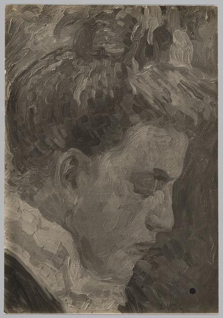 Portrait of Anna, sister of Leo Gestel
