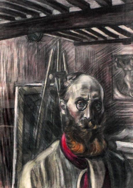 """<a class=""""recordlink artists"""" href=""""/explore/artists/98506"""" title=""""Henri Victor Gabriel Le Fauconnier""""><span class=""""text"""">Henri Victor Gabriel Le Fauconnier</span></a>"""