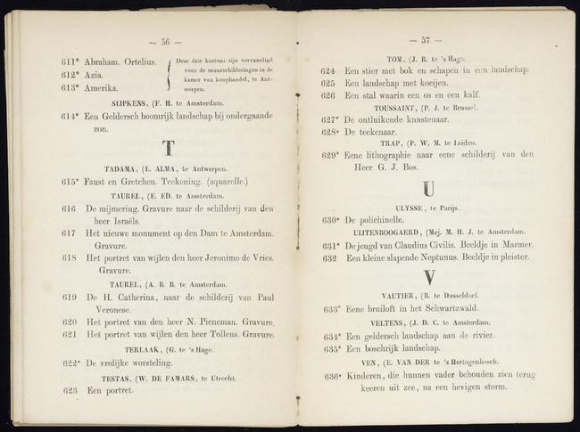 Tom, Jan Bedijs, catalogusnummer 625, Een landschap met koeijen.
