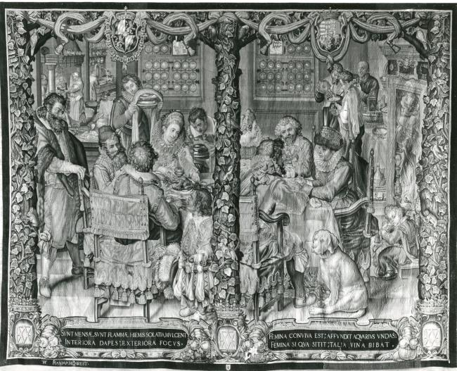 "tapestry workshop of <a class=""recordlink artists"" href=""/explore/artists/466916"" title=""Hans van der Biest""><span class=""text"">Hans van der Biest</span></a>"