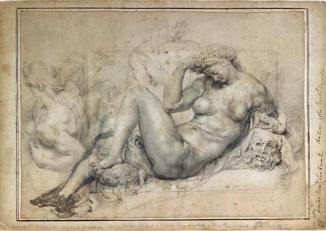 "<a class=""recordlink artists"" href=""/explore/artists/68737"" title=""Peter Paul Rubens""><span class=""text"">Peter Paul Rubens</span></a> naar <a class=""recordlink artists"" href=""/explore/artists/55890"" title=""Michelangelo""><span class=""text"">Michelangelo</span></a>"