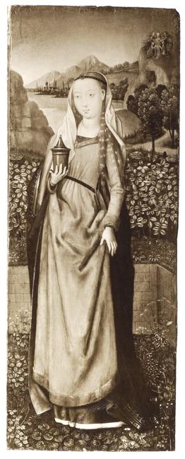 """<a class=""""recordlink artists"""" href=""""/explore/artists/53626"""" title=""""Meester van de Legende van de Heilige Lucia""""><span class=""""text"""">Meester van de Legende van de Heilige Lucia</span></a>"""