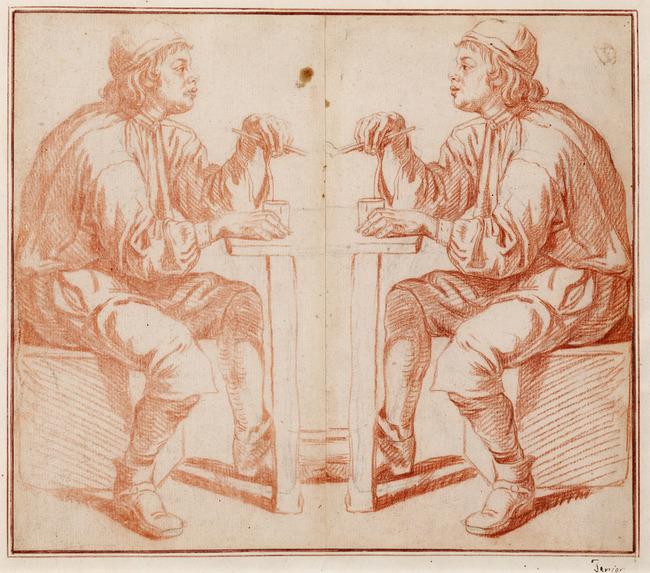 "toegeschreven aan <a class=""recordlink artists"" href=""/explore/artists/39735"" title=""Jan Josef Horemans (I)""><span class=""text"">Jan Josef Horemans (I)</span></a>"
