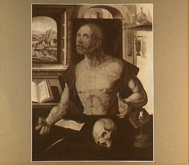 "<a class=""recordlink artists"" href=""/explore/artists/37345"" title=""Jan van Hemessen""><span class=""text"">Jan van Hemessen</span></a> after <a class=""recordlink artists"" href=""/explore/artists/17248"" title=""Joos van Cleve""><span class=""text"">Joos van Cleve</span></a>"