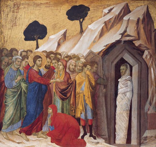 "<a class=""recordlink artists"" href=""/explore/artists/24510"" title=""Duccio di Buoninsegna""><span class=""text"">Duccio di Buoninsegna</span></a>"