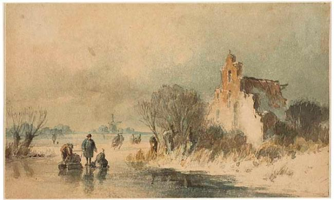 """attributed to <a class=""""recordlink artists"""" href=""""/explore/artists/7009"""" title=""""Simon van den Berg""""><span class=""""text"""">Simon van den Berg</span></a>"""