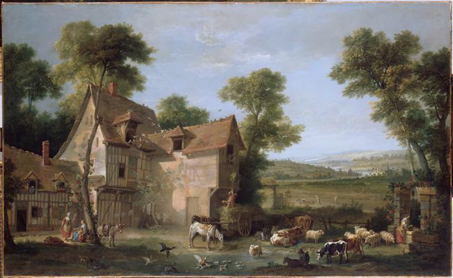 """<a class=""""recordlink artists"""" href=""""/explore/artists/61222"""" title=""""Jean Baptiste Oudry""""><span class=""""text"""">Jean Baptiste Oudry</span></a>"""