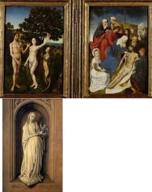 "<a class=""recordlink artists"" href=""/explore/artists/32366"" title=""Hugo van der Goes""><span class=""text"">Hugo van der Goes</span></a>"