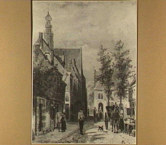 "<a class=""recordlink artists"" href=""/explore/artists/74435"" title=""Cornelis Springer""><span class=""text"">Cornelis Springer</span></a>"