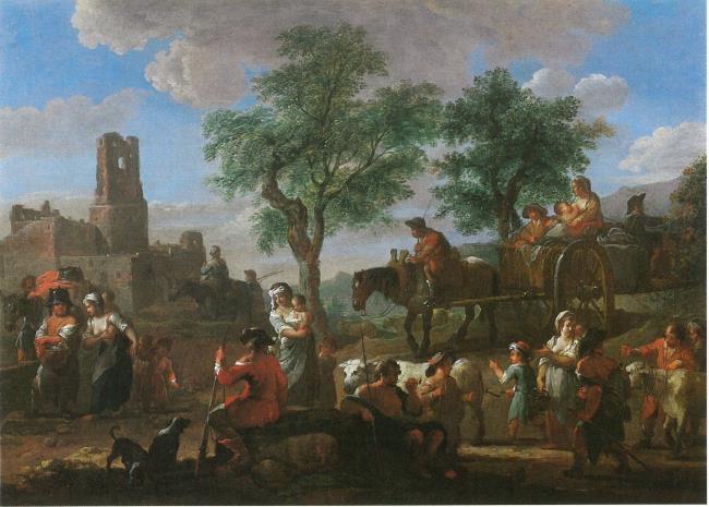 "<a class=""recordlink artists"" href=""/explore/artists/71745"" title=""Johann Conrad Seekatz""><span class=""text"">Johann Conrad Seekatz</span></a>"