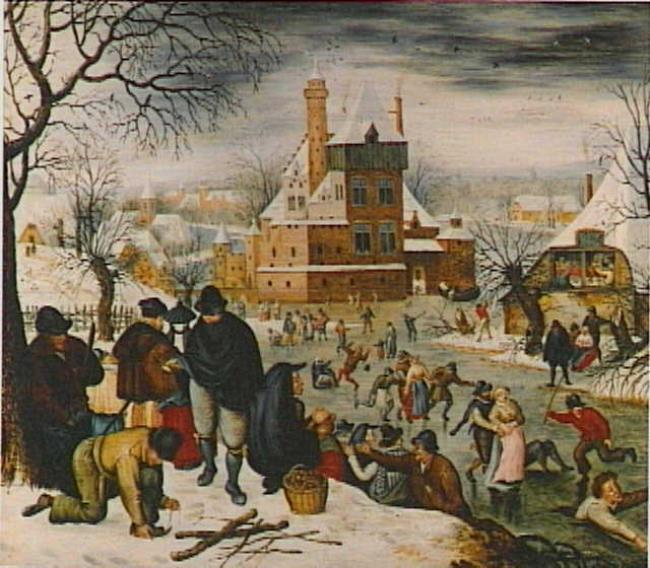 "pasticcio after <a class=""recordlink artists"" href=""/explore/artists/13293"" title=""Pieter Brueghel (II)""><span class=""text"">Pieter Brueghel (II)</span></a>"