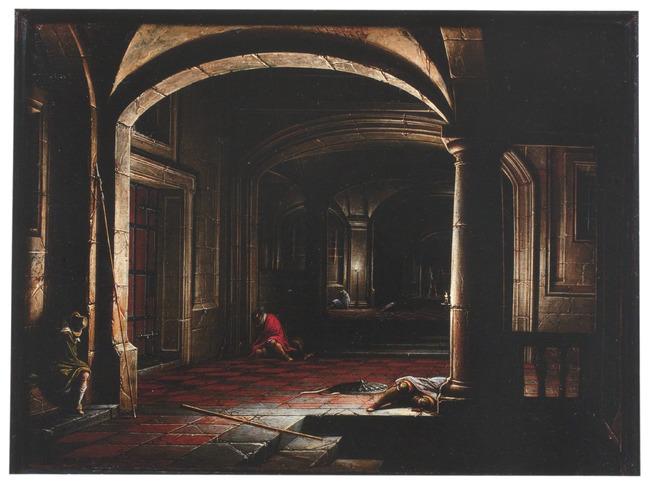 "<a class=""recordlink artists"" href=""/explore/artists/74870"" title=""Hendrik van Steenwijck (II)""><span class=""text"">Hendrik van Steenwijck (II)</span></a>"