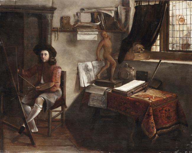 "omgeving van <a class=""recordlink artists"" href=""/explore/artists/82037"" title=""Jacob Vrel""><span class=""text"">Jacob Vrel</span></a>"