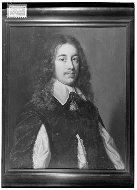 "possibly <a class=""recordlink artists"" href=""/explore/artists/41951"" title=""Cornelis Jonson van Ceulen (I)""><span class=""text"">Cornelis Jonson van Ceulen (I)</span></a> or possibly <a class=""recordlink artists"" href=""/explore/artists/59712"" title=""Jan van Niwael""><span class=""text"">Jan van Niwael</span></a>"