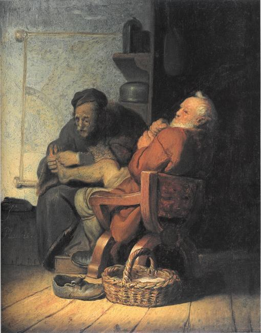 omgeving van Rembrandt of omgeving van Jan Lievens of mogelijk Jan ...