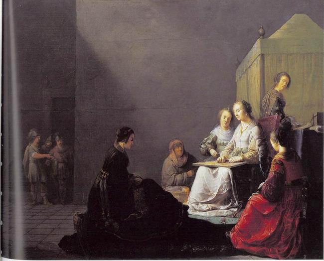 "<a class=""recordlink artists"" href=""/explore/artists/64259"" title=""Willem de Poorter""><span class=""text"">Willem de Poorter</span></a>"
