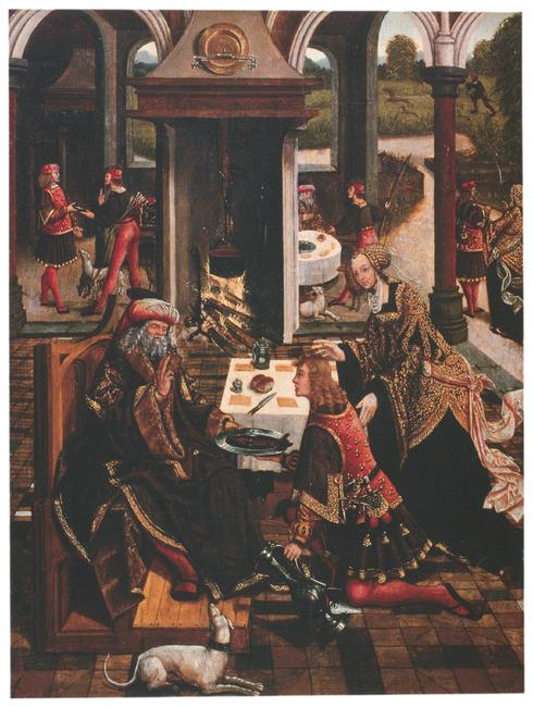 "studio of <a class=""recordlink artists"" href=""/explore/artists/18413"" title=""Jacob Cornelisz. van Oostsanen""><span class=""text"">Jacob Cornelisz. van Oostsanen</span></a> or follower of <a class=""recordlink artists"" href=""/explore/artists/18413"" title=""Jacob Cornelisz. van Oostsanen""><span class=""text"">Jacob Cornelisz. van Oostsanen</span></a>"