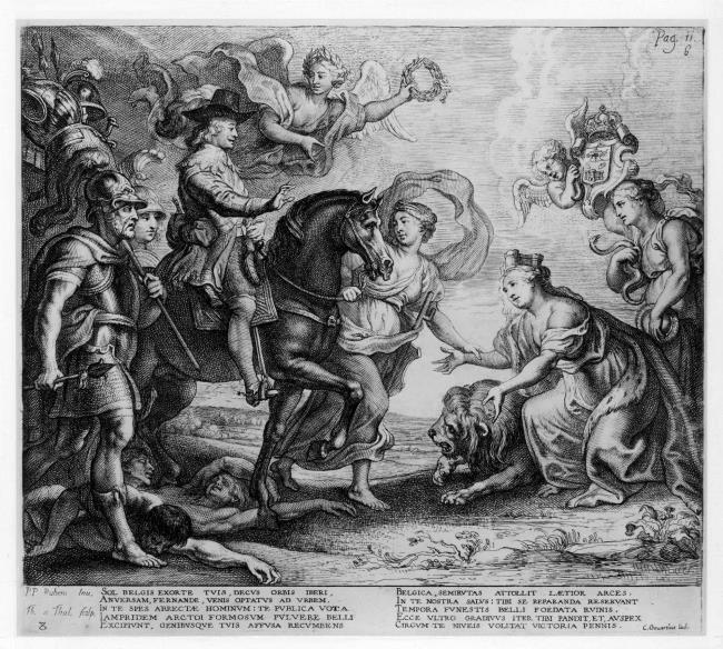 "<a class=""recordlink artists"" href=""/explore/artists/77356"" title=""Theodoor van Thulden""><span class=""text"">Theodoor van Thulden</span></a> naar <a class=""recordlink artists"" href=""/explore/artists/71410"" title=""Cornelis Schut (I)""><span class=""text"">Cornelis Schut (I)</span></a> naar ontwerp van <a class=""recordlink artists"" href=""/explore/artists/68737"" title=""Peter Paul Rubens""><span class=""text"">Peter Paul Rubens</span></a>"