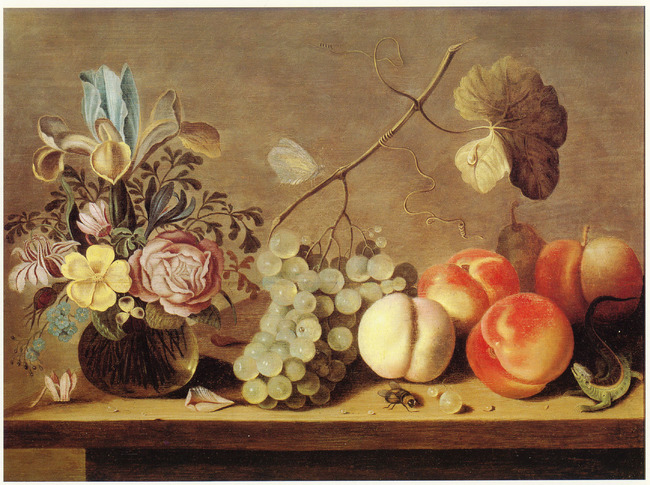 """attributed to <a class=""""recordlink artists"""" href=""""/explore/artists/11146"""" title=""""Abraham Bosschaert""""><span class=""""text"""">Abraham Bosschaert</span></a>"""