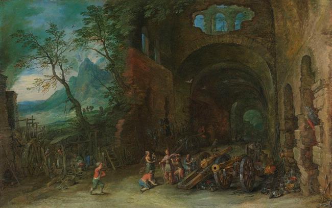 """atelier van <a class=""""recordlink artists"""" href=""""/explore/artists/13288"""" title=""""Jan Brueghel (I)""""><span class=""""text"""">Jan Brueghel (I)</span></a>"""