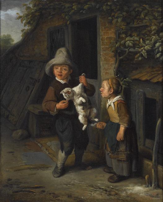 """<a class=""""recordlink artists"""" href=""""/explore/artists/25070"""" title=""""Cornelis Dusart""""><span class=""""text"""">Cornelis Dusart</span></a>"""