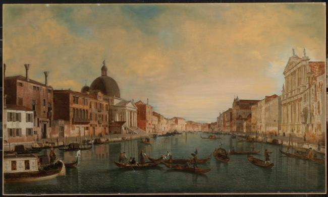 "follower of <a class=""recordlink artists"" href=""/explore/artists/121243"" title=""Canaletto""><span class=""text"">Canaletto</span></a>"