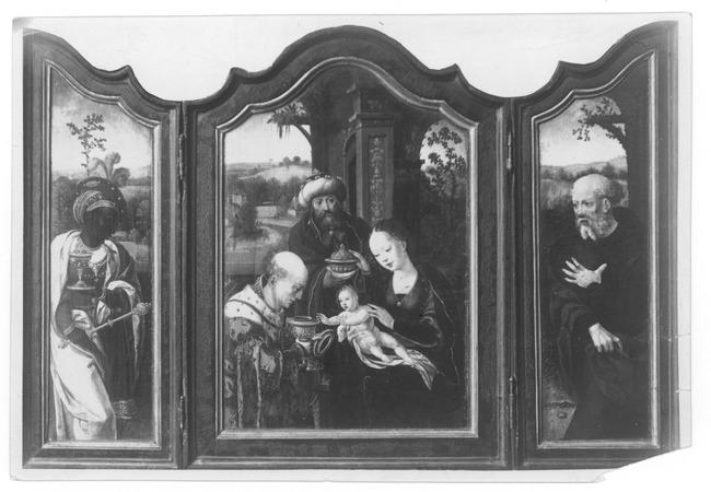 "circle of <a class=""recordlink artists"" href=""/explore/artists/17468"" title=""Pieter Coecke van Aelst (I)""><span class=""text"">Pieter Coecke van Aelst (I)</span></a>"