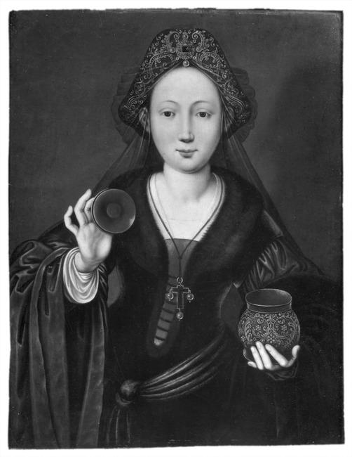 "naar <a class=""recordlink artists"" href=""/explore/artists/53664"" title=""Meester van de Magdalena van Mansi""><span class=""text"">Meester van de Magdalena van Mansi</span></a>"