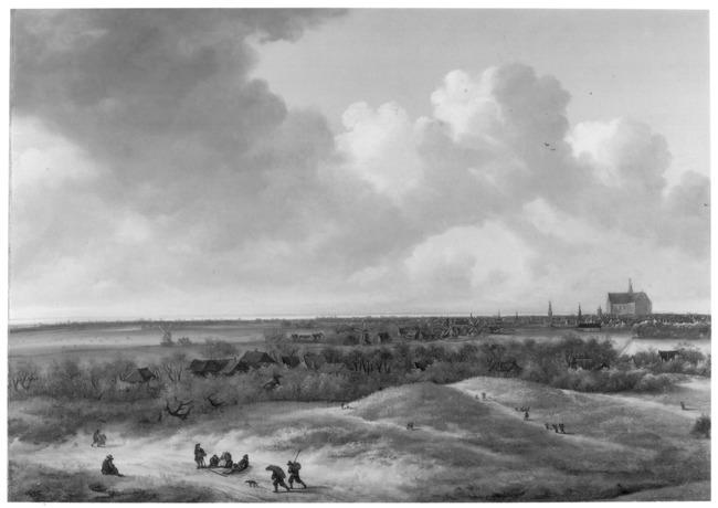 "circle of <a class=""recordlink artists"" href=""/explore/artists/80477"" title=""Jan Vermeer van Haarlem (I)""><span class=""text"">Jan Vermeer van Haarlem (I)</span></a>"