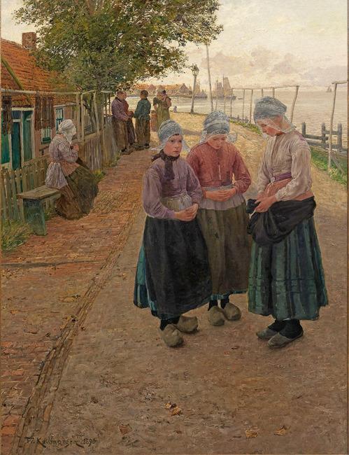 """<a class=""""recordlink artists"""" href=""""/explore/artists/43309"""" title=""""Friedrich Kallmorgen""""><span class=""""text"""">Friedrich Kallmorgen</span></a>"""
