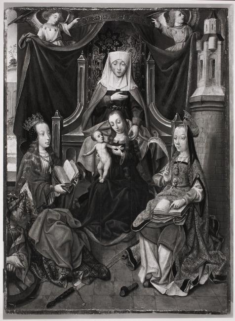 "possibly <a class=""recordlink artists"" href=""/explore/artists/53257"" title=""Meester van Delft""><span class=""text"">Meester van Delft</span></a>"