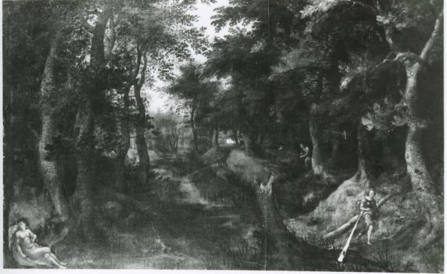 "possibly <a class=""recordlink artists"" href=""/explore/artists/17954"" title=""Gillis van Coninxloo (II)""><span class=""text"">Gillis van Coninxloo (II)</span></a>"