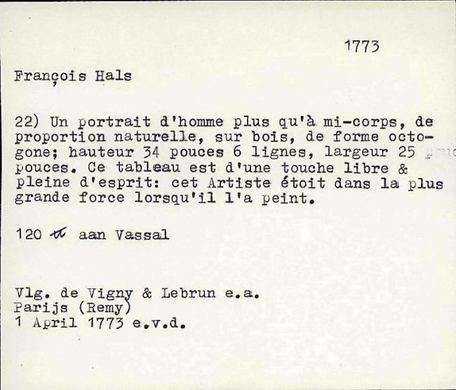 Hals, Frans (I), fichenummer 1203177