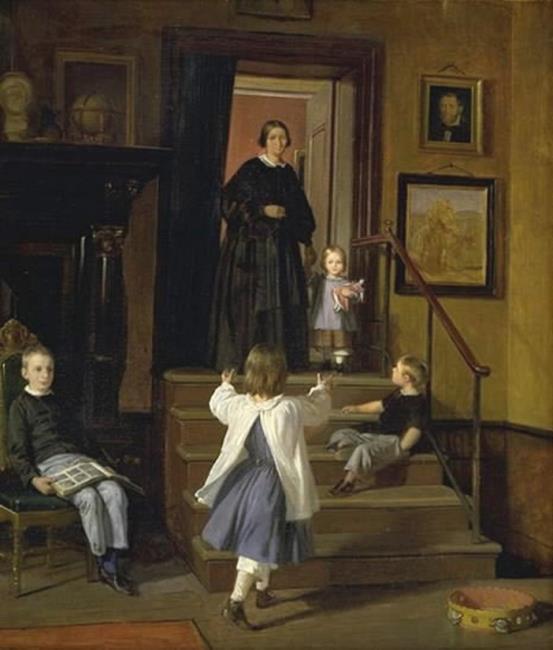 "<a class=""recordlink artists"" href=""/explore/artists/52843"" title=""Vilhelm Nicolai Marstrand""><span class=""text"">Vilhelm Nicolai Marstrand</span></a>"