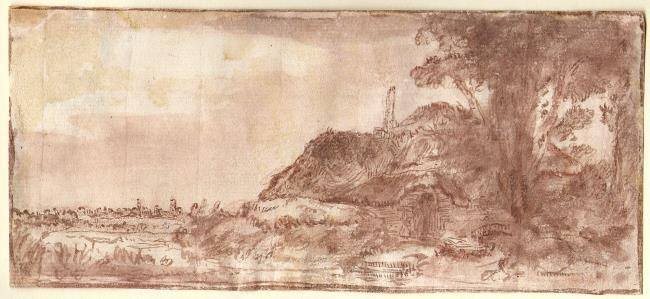 "school of <a class=""recordlink artists"" href=""/explore/artists/66219"" title=""Rembrandt""><span class=""text"">Rembrandt</span></a> or attributed to <a class=""recordlink artists"" href=""/explore/artists/64259"" title=""Willem de Poorter""><span class=""text"">Willem de Poorter</span></a>"