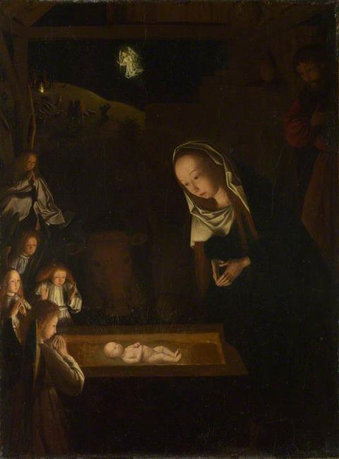 """toegeschreven aan <a class=""""recordlink artists"""" href=""""/explore/artists/30650"""" title=""""Geertgen tot Sint Jans""""><span class=""""text"""">Geertgen tot Sint Jans</span></a>"""