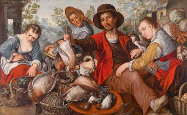 """manner of/circle of <a class=""""recordlink artists"""" href=""""/explore/artists/7836"""" title=""""Joachim Beuckelaer""""><span class=""""text"""">Joachim Beuckelaer</span></a>"""