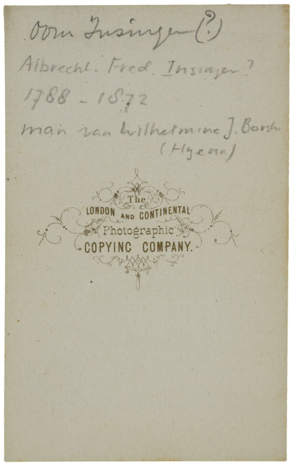 """<a class=""""recordlink artists"""" href=""""/explore/artists/418052"""" title=""""The London & Continental Photographic Copying Company""""><span class=""""text"""">The London & Continental Photographic Copying Company</span></a>"""