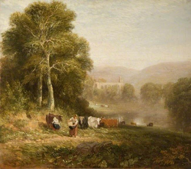 """<a class=""""recordlink artists"""" href=""""/explore/artists/18868"""" title=""""David Cox (I)""""><span class=""""text"""">David Cox (I)</span></a>"""