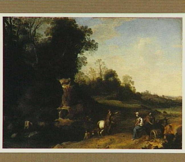 "attributed to <a class=""recordlink artists"" href=""/explore/artists/50377"" title=""Dirck van der Lisse""><span class=""text"">Dirck van der Lisse</span></a>"